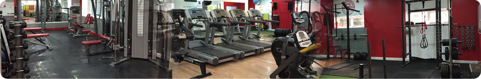 RPM Fitness Gym in Wrexham, North Wales