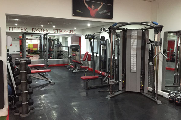 RPM Fitness gym facilities in Wrexham