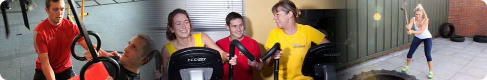 Personal Training at RPM Fitness in Wrexham, North Wales